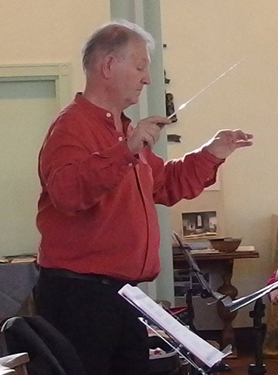 Rupert Bond conductor