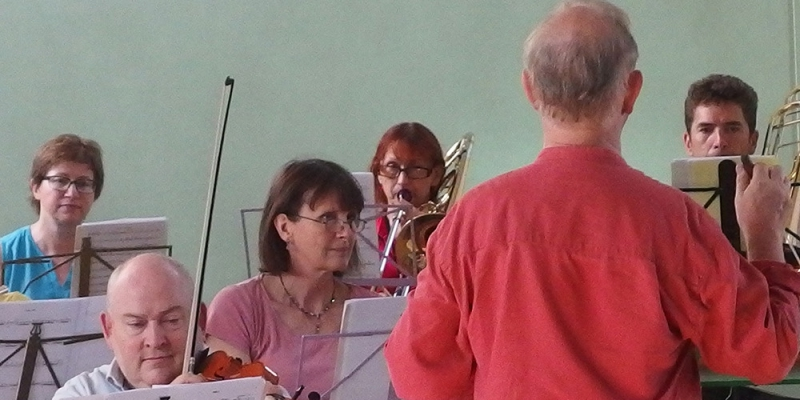 Rupert conducting brass
